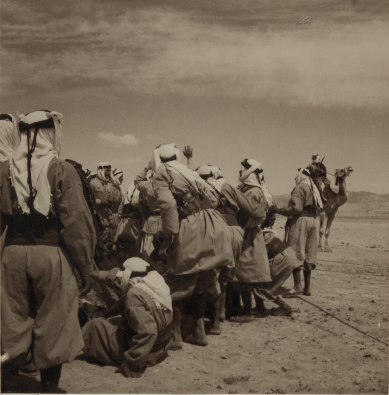 02. Свадьба бедуинов. Похищение невесты