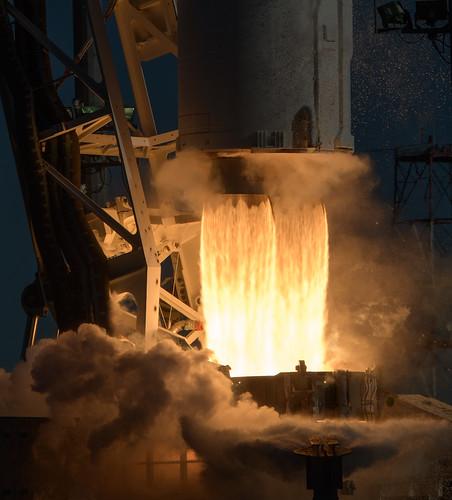Northrop Grumman Antares CRS-12 Launch (NHQ201911020018)