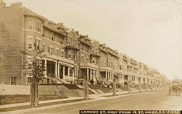 Lamont Street in Mount Pleasant