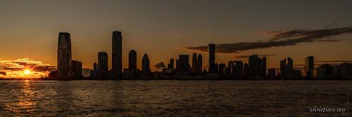 sunset newjersey newyork city nyc sony alpha a7r2 a7rii 1635 skyline hudsonriver