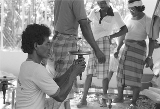 Top spinning, Kota Bharu 1986 - 860557