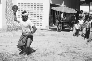 Top spinning, Kota Bharu 1986 - 860556