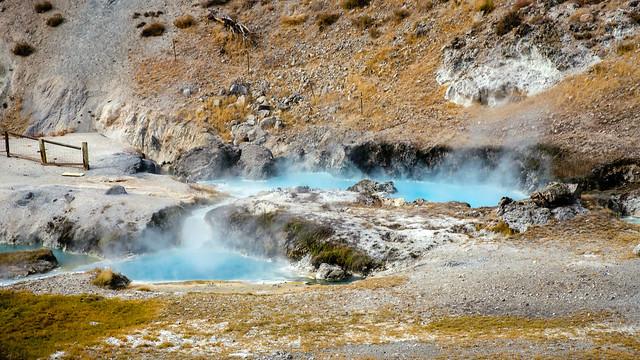 Hot Creek Geologic Site