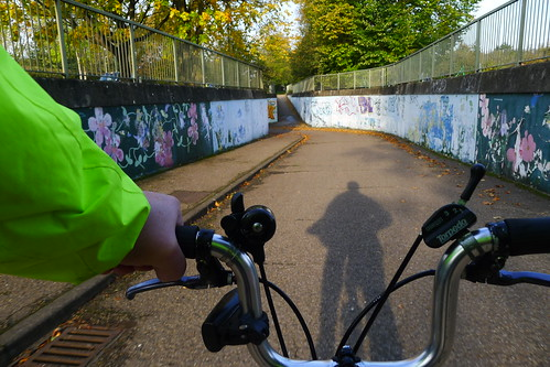 Cycling to Work in Oxford