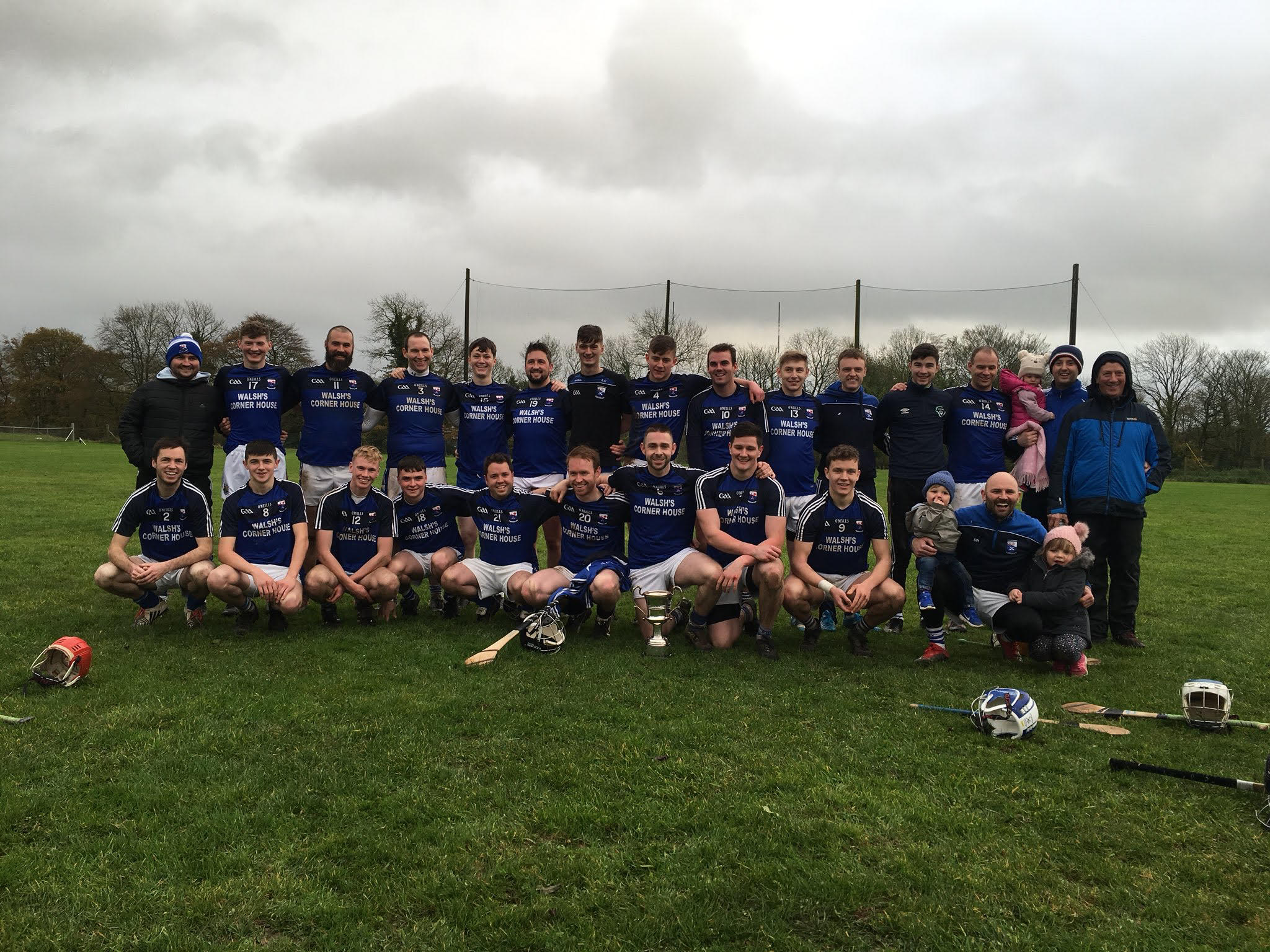 Junior C Hurling Champions 2019