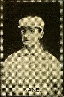 Kane with Denver in 1901.