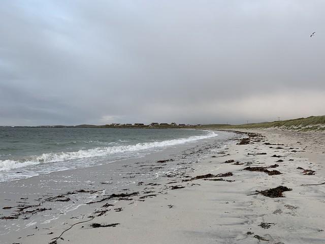 Balranald beach, North Uist