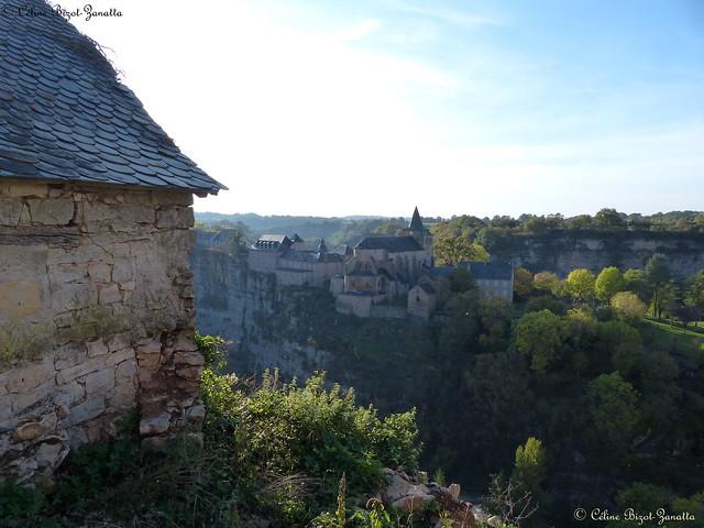 D'une rive à l'autre du canion de Bozouls - Aveyron - Occitanie - France - Europe