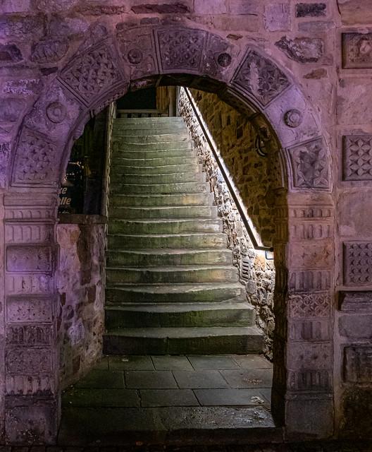 Rinteln Treppe