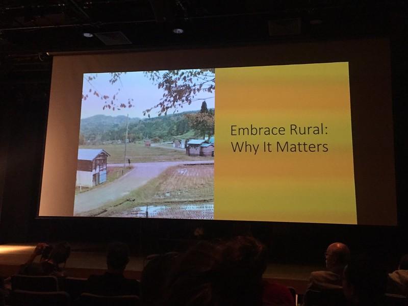 Japan Society: Embrace Rural