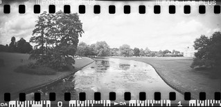 Audley End House and Gardens, Ilford HP5+ ISO 400 in the Sprocket Rocket.  Caffenol-C-H for 14 minutes. | by Dee Gee Arr