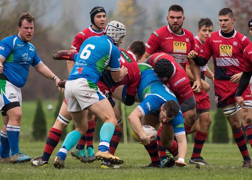 Rugby 2019, RK Ljubljana vs NADA Split