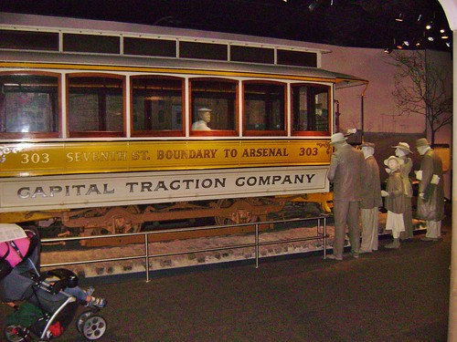 National Museum of American History - Trolley