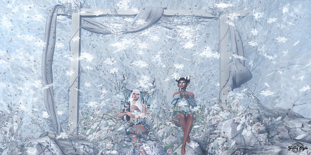 #135 - Winter Fairies