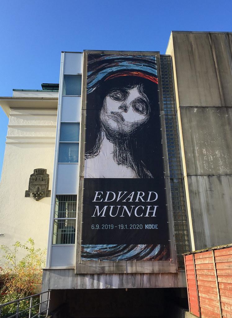 Evvard Munch KODE Bergen