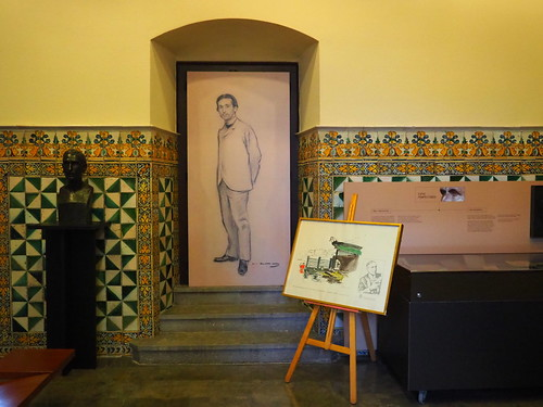 Espai Pompeu Fabra - Institut d'Estudis Catalans - Barcelona_PA310146 per Teresa Grau Ros a Flickr