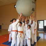13.04.2019 : 16e stage de Ju-Jitsu juniors (10-15 ans)