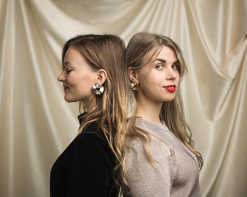 Ida ja Linda Kalevala Koru