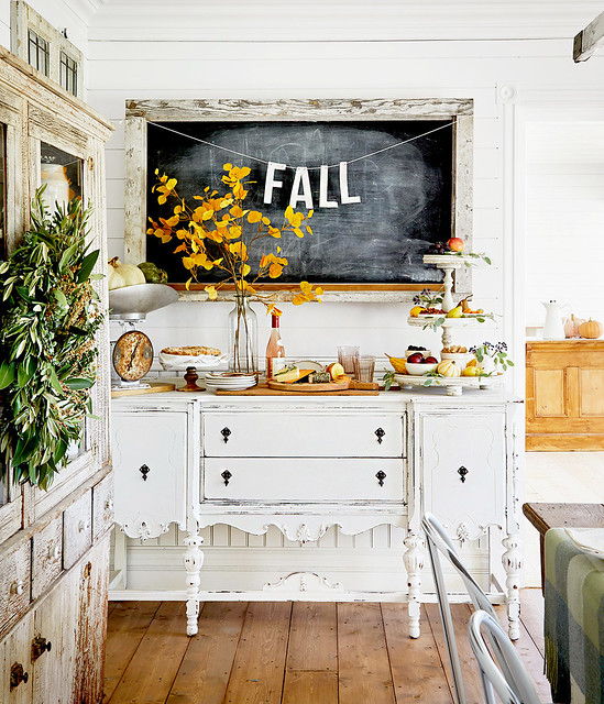 Autumn Buffet