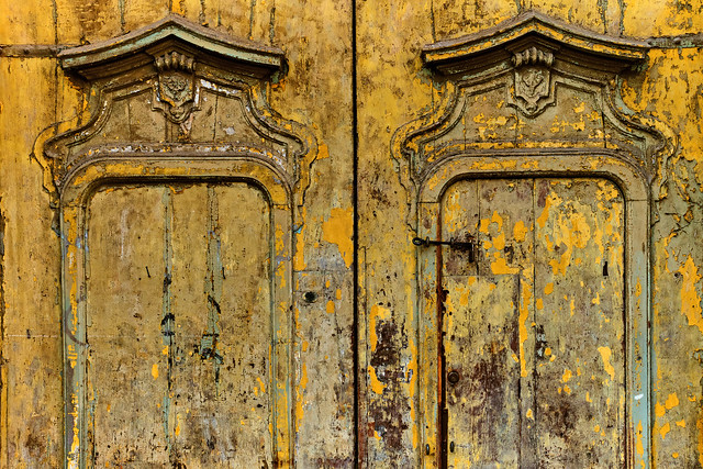 Doors to the Past - Palermo.