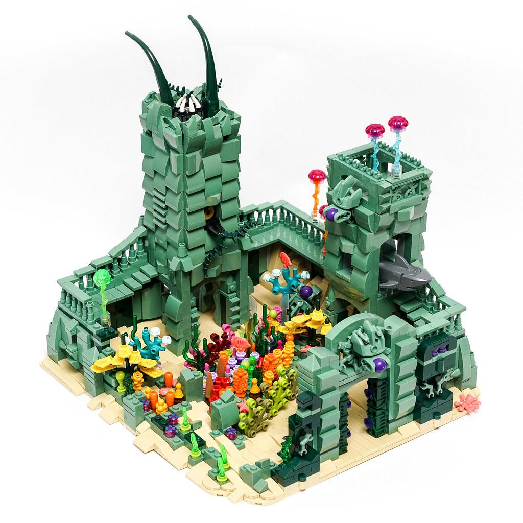 Undersea Castle