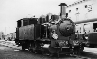CP 023, Albergaria dos Doze, 1958