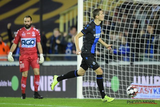 Club Brugge - KV Kortrijk 02-11-2019