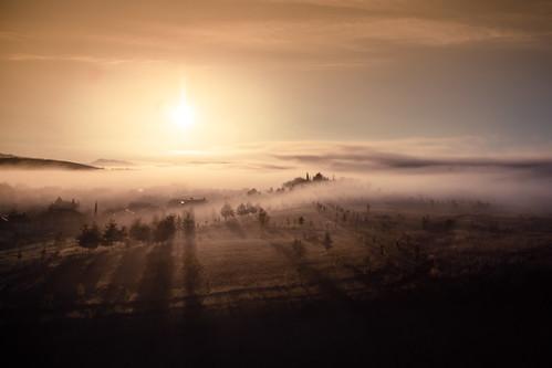2019 año lugares paisaje pamplona tipodefoto sunrise amanecer niebl fog mutilva mutiloa iruña