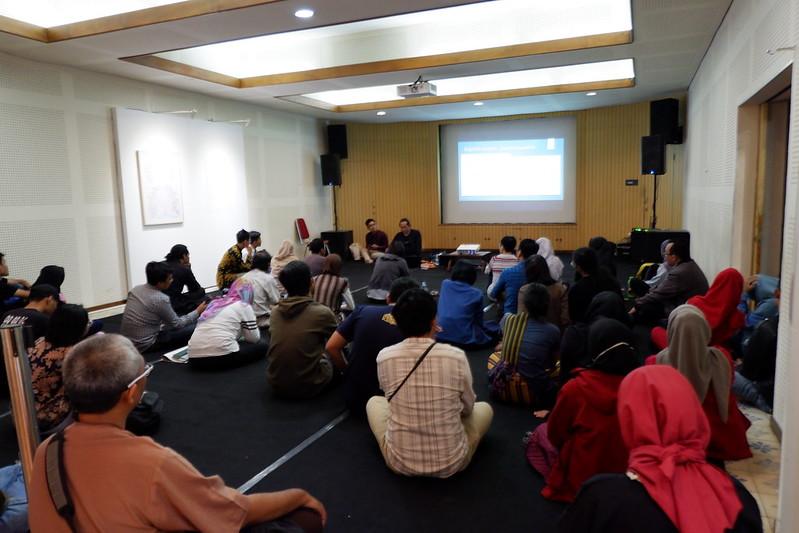Diskusi Kraton Jogja