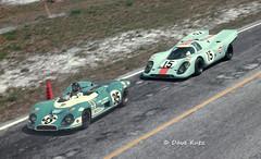 1970 Sebring Gurney Matra - Rodriguez 917