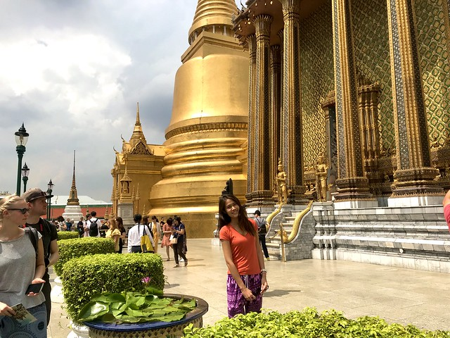 Grand Palace for this morning