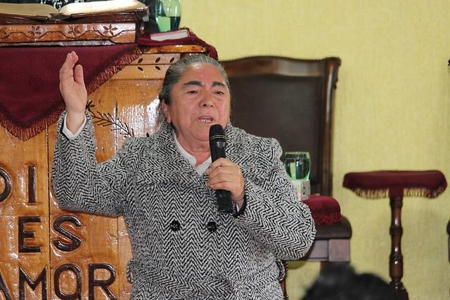 """Porque no me avergüenzo del evangelio…""  31 de octubre en  Iglesia  Presidente Bulnes-Hualpén"