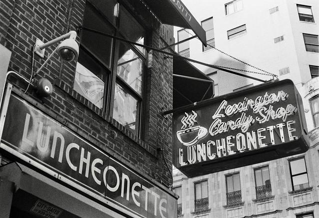 Lexington Candy Shop Luncheonette, Manhattan 2019