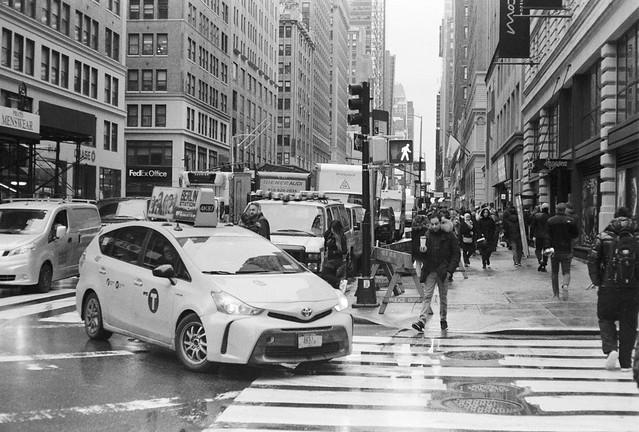 New York in a nutshell, Manhattan 2019