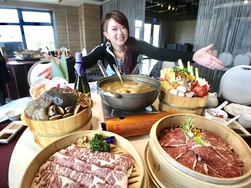 20191102 阿基師觀海樓潮餐廳開幕 @淡水福容飯店漁人碼頭