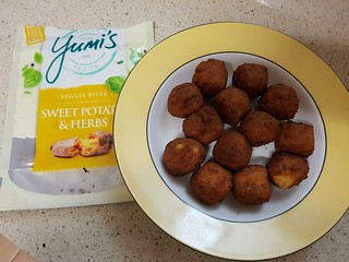 Yumi's Sweet Potato Bites