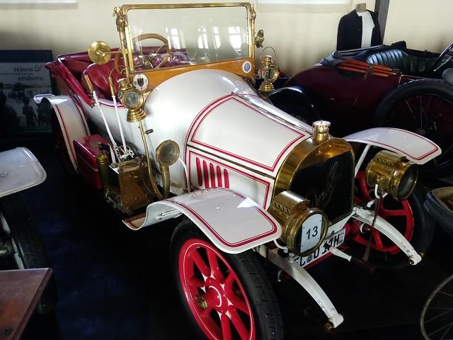 1911 Opel Torpedo          Melle Automuseum 31.10.2019