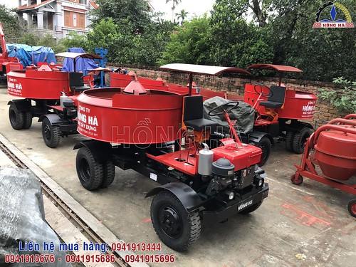 máy trộn bê tông mới nhất 2019