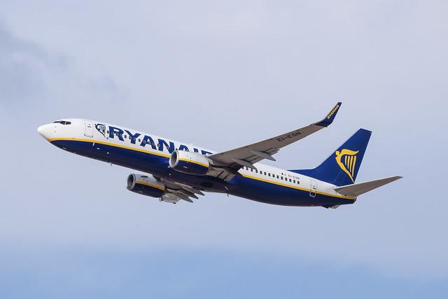 Ryanair B738, EI-ESN, TLV