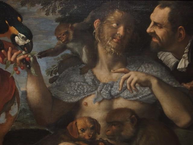 PA311036 Agostino Carracci 1598