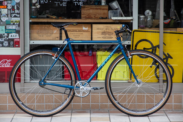 *KINFOLK BICYCLES* SS