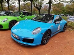 Porsche 911 ÷ Chopard ÷ Lyon 2019