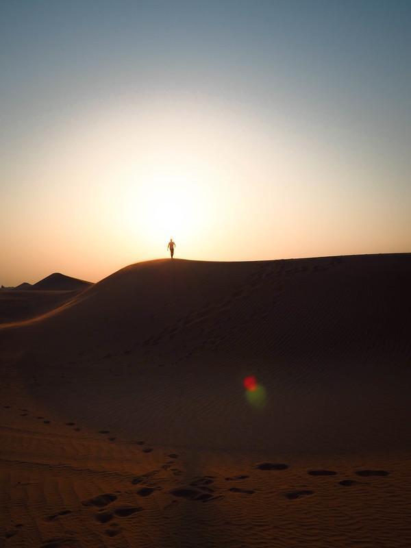 Aavikkosafari Abu Dhabi