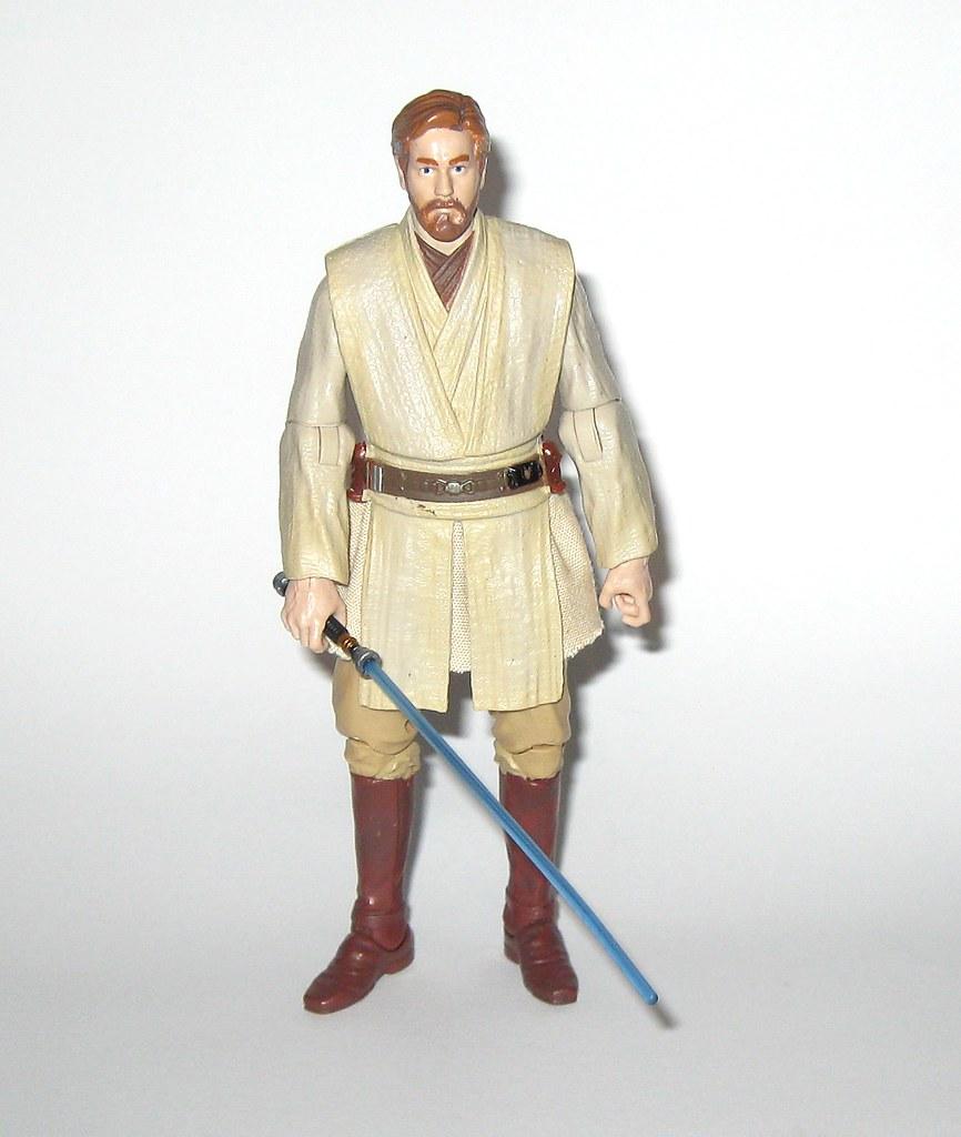Obi Wan Kenobi Star Wars The Black Series 6 Inch Action Fi Flickr