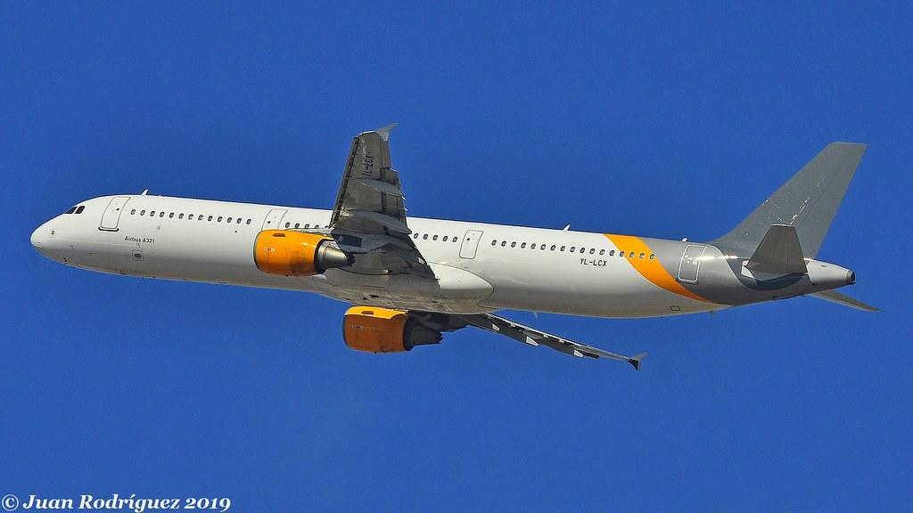YL-LCX - SmartLynx - Airbus A321-200 - PMI/LEPA