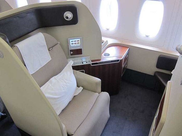 3598 Top 10 Most Expensive Flight Tickets in the World 09
