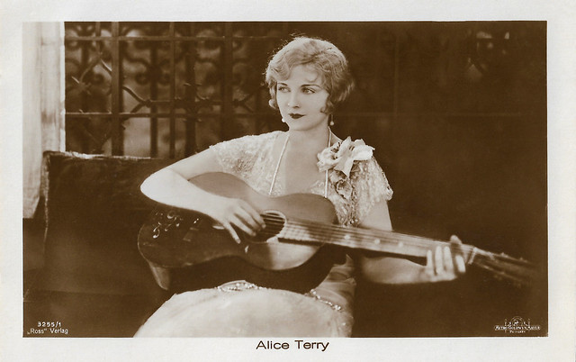 Alice Terry in Lovers? (1927)