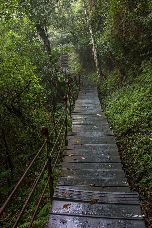 Dali-Datong Trail, Tarokon kansallispuisto, Taiwan