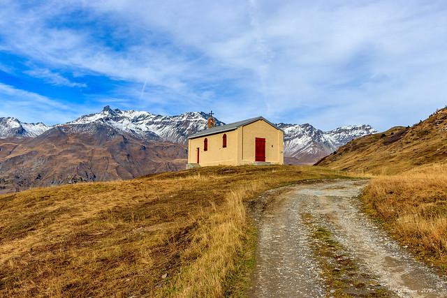 Sur le chemin ... (Savoie 10/2019)