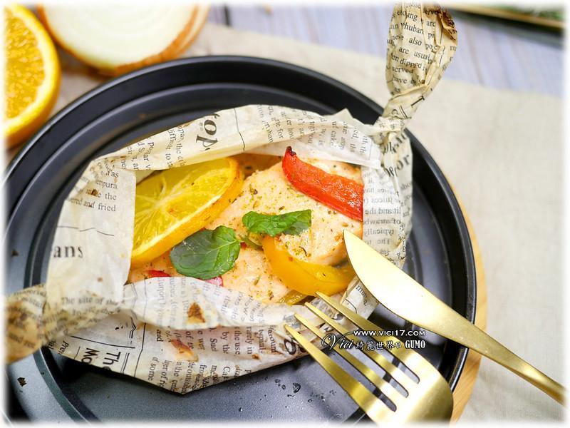 紙包鮭魚050